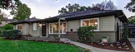 5 Ways To Boost A Ranch Style Home S Curb Appeal Ranch House Exterior Ranch Style Homes Ranch Exterior