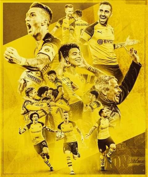 Borussia Dortmund Bvb Borussia Dortmund Dortmund Und