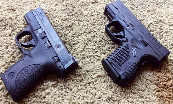 M And P Shield Vs Xds Pinterest • The worl...