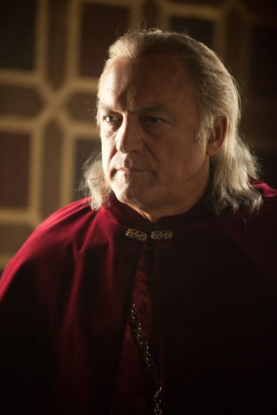 Rodrigo Borgia / Pope Alexander VI - John Doman in Borgia (TV series 2011-2014).