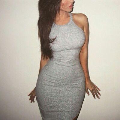 <3, curvy, cute, fashion, girl, luxury, sundress, First Set on Favim.com, body goals