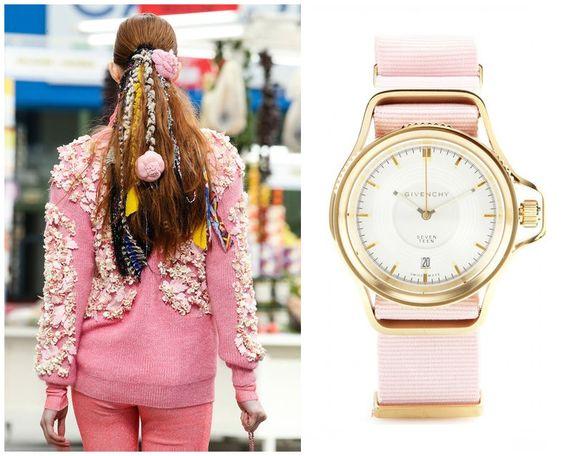 Modische Uhren mit Farbeffekt von Vogue.de - Stimmungsmesser in der kühlen Jahreszeit. Mehr Modelle @incaicosales