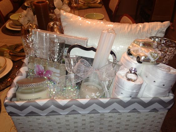 ... gifts gifts baskets bridal shower sparkle bridal shower gifts ideas
