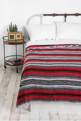 on my top 10 #urbanoutfitters list: Mexican Falsa Blanket