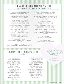 Sweet Southern Prep: Monday Manners: How to Be a Southern Belle