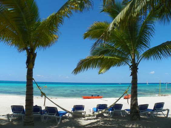 Cozumel Mexico Beaches - Bing images