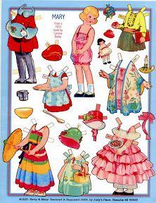Un revuelto de muñecas   El blog de Las Cosas de Mami