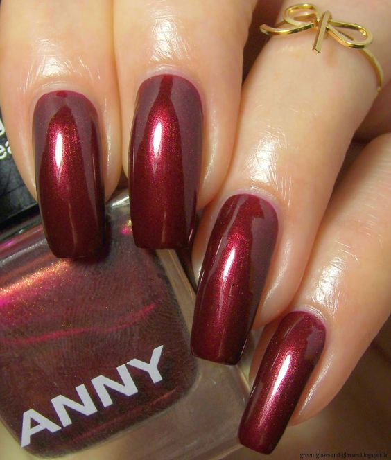 Green, Glaze & Glasses: Anny - L.A. Star Collection (Review)