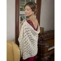 Downton Abbey Budding Romance Shawl Free Download