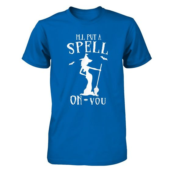 I'll Put A Spell On You Men's T-shirt
