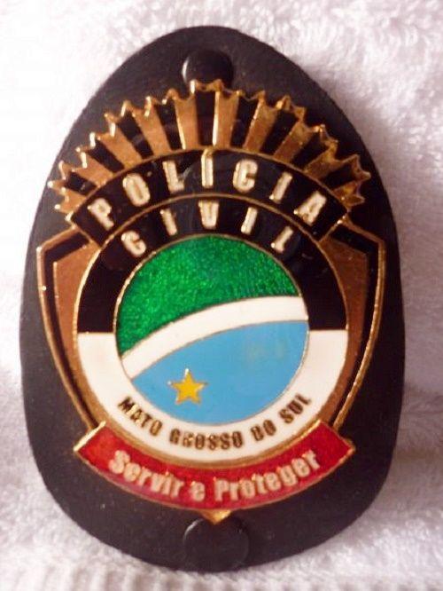Polícia Civil do Estado de Mato Grosso do Sul (Brasil)
