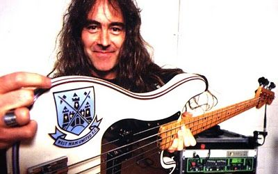 Eight Things You Didnt Know About Iron Maiden  Music News  Ham Iron Cathedrals Fan Iron Maiden Maiden Harris West Ham United Ham Fans Arry Steve Harris