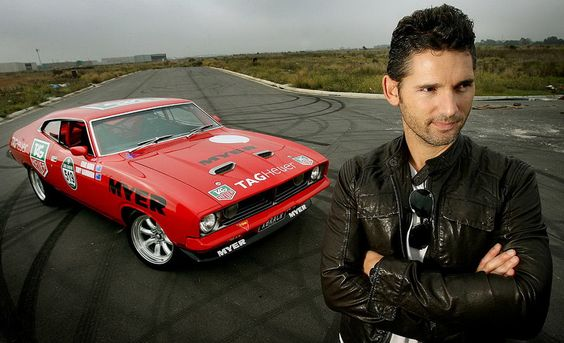 Eric Bana and his Ford XB Falcon Hardtop from the documentary: Love The Beast Before he smashed it at Targa