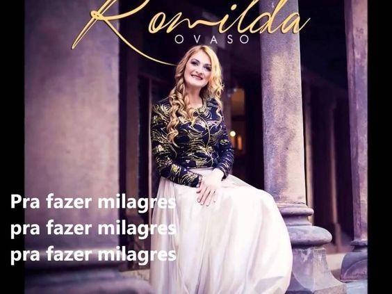 Cantora Romilda O Vaso Lancamento 2014 Musica Do Evangelho
