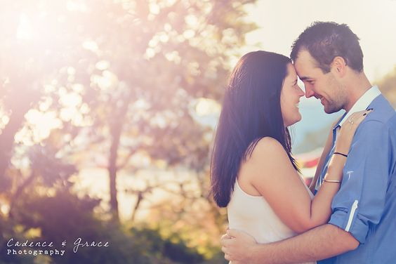 Gorgeous couple from a recent engagement shoot :) #wedding #photography #stkilda #melbourne #love