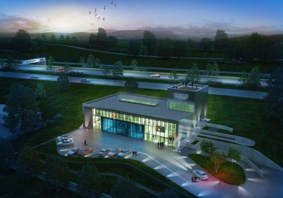 Hyundai inaugura un nuevo centro de desarrollo en Nurburgring - http://www.actualidadmotor.com/2013/05/23/hyundai-centro-desarrollo-nurburgring/