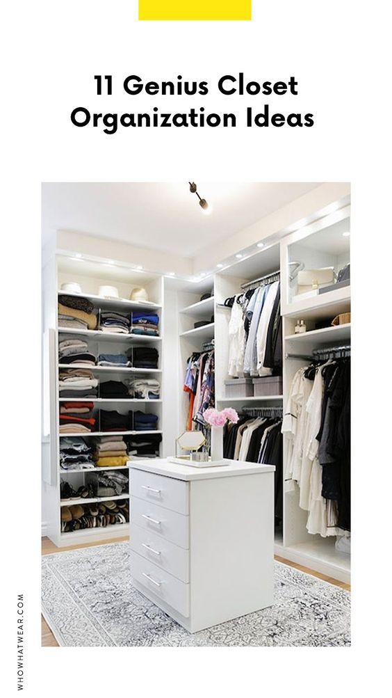 Ready to clean out your closet? Today we