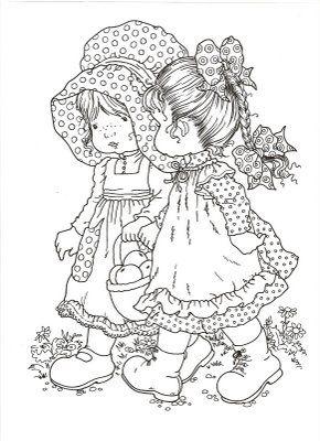 376 best Illustration: Sarah Kay images on Pinterest | Coloring ...