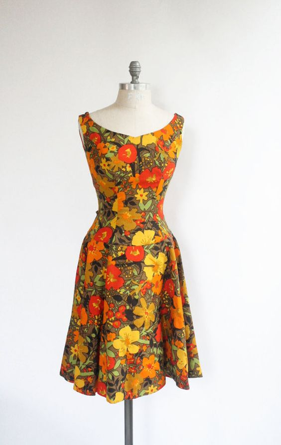 Jay Herbert New Look Dress  Size Small by dingaling on Etsy, $78.00