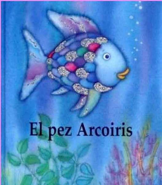 Historia de un pez hermoso pero con pocos amigos...