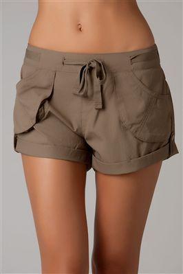 I like these shorts. I'm on a safari.