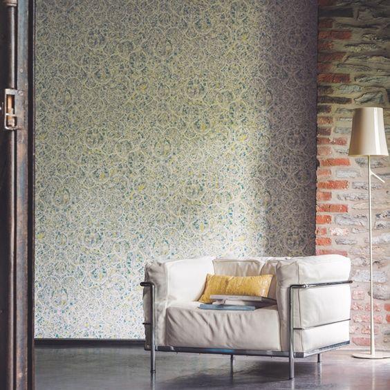 Nueva colecci n de casamance papel de pared para - Papel pared barcelona ...