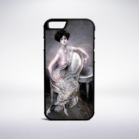Giovanni Boldini - Rita De Acosta Lydig Phone Case
