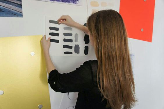 Check out this awesome Instructable.   This is freaking genius. Tape magnets to a wall to hang your decor instead of using tacks or nails. Great for renters  http://www.instructables.com/id/Magic-magnetic-wall