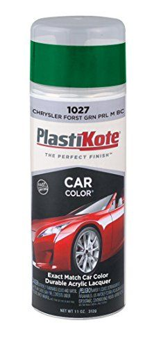 PlastiKote 1027 Chrysler Forest Green Pearl Metallic Base Coat Automotive Touch-Up Paint - 11 oz. - http://www.caraccessoriesonlinemarket.com/plastikote-1027-chrysler-forest-green-pearl-metallic-base-coat-automotive-touch-up-paint-11-oz/  #1027, #Automotive, #Base, #CHRYSLER, #Coat, #Forest, #Green, #Metallic, #Paint, #Pearl, #PlastiKote, #TouchUp #All-Green-Automotive, #Green-Automotive