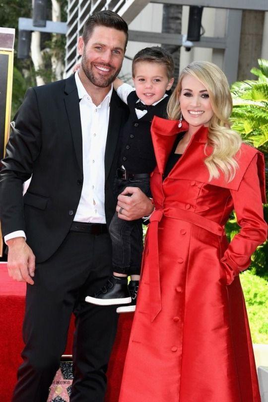 Carrie Underwood Family Carrie Underwood Family Carrie
