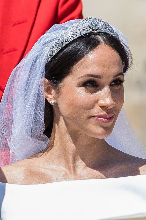 Meghan Markle's Makeup Artist Shares His Wedding Makeup Techniques and They're Surprisingly Simple #meghanmarkle #royals