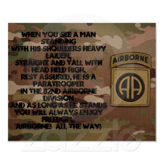 82nd Airborne Division :)