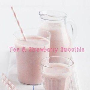 Tea & Strawberry Smoothie - The Seventh Duchess