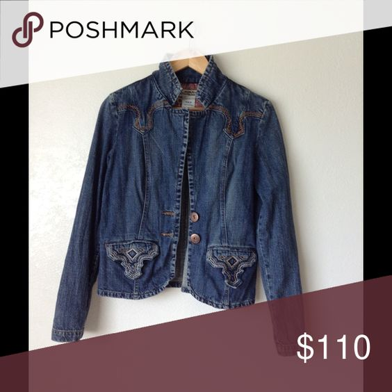 Free with $100 purchase Jean Jacket Size Medium