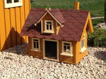 dog houses jack o 39 connell and house on pinterest. Black Bedroom Furniture Sets. Home Design Ideas