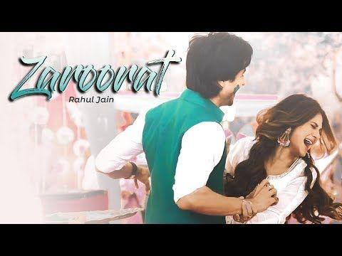 Rahul Jain Bepannah Si Mohabbat Mere Dil Ko Tere Dil Ki Zaroorat Hai Official Full Song Yout Romantic Songs Video Romantic Songs Bollywood Music Videos