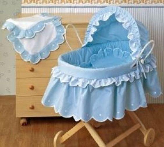 Moises para bebes decorados para baby shower buscar con - Moises clasicos para bebes ...