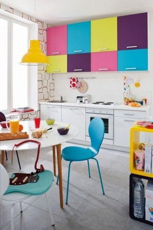 Unique Bright Home Decor