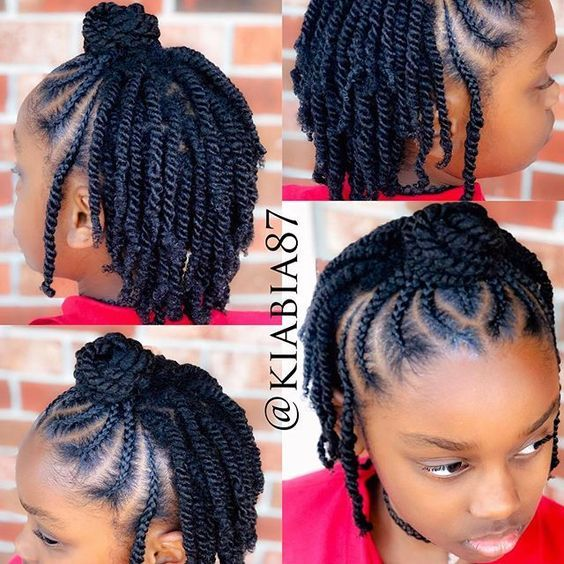 The Complexity Natural Hair Styles Hair Styles African Hair Braiding Styles
