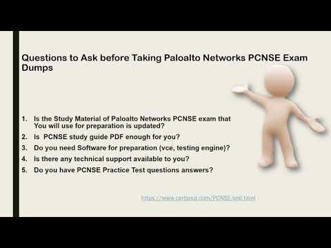 Paloalto Networks Pcnse Exam Questions Answers Certsout This Or That Questions Test Questions Practice Testing
