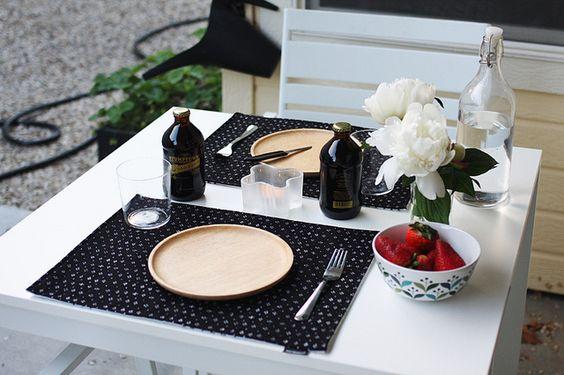 dinner by AMM blog, via Flickr