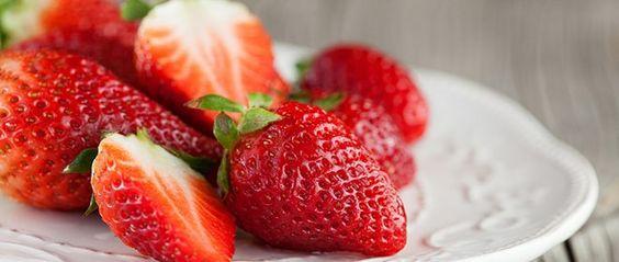 Aardbeien bewaren + invriezen