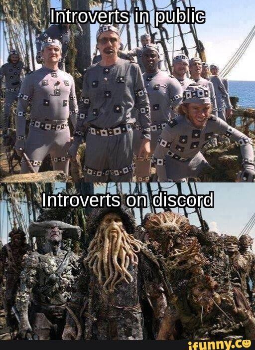 Introverts In Public Introverts On Discord Ifunny Really Funny Memes Stupid Funny Memes Stupid Memes