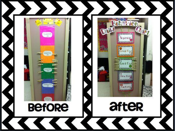 Lots of classroom ideas!