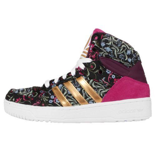Adidas-Originals-M-Attitude-W-Floral-Black-Gold-