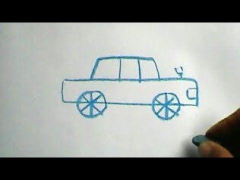 Cara Gambar Mudah Untuk Anak Tk Menggambar Mobil Sederhana Untuk Anak Tk Tadika Cara Cepat Dan Check It Out Buku Mewarnai Warna Cara Menggambar Gambar Mobil
