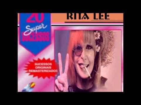 Rita Lee 20 Super Sucessos Completo Youtube Com Imagens
