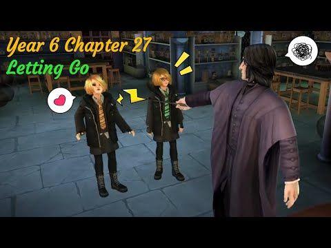 Year 6 Chapter 27 Letting Go Harry Potter Hogwarts Mystery Youtube Hogwarts Mystery Hogwarts Harry Potter Hogwarts