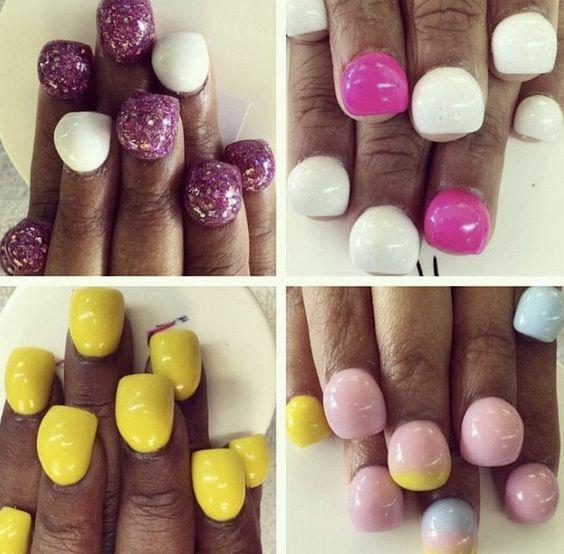 Qu'est ce que le bubble nail ? Une nouvelle mode qui transforme vos ongles... Etrange !