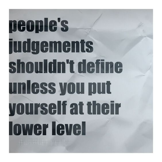 How Do You Put Quotes On Pictures: Judgemental People Quotes Sayings